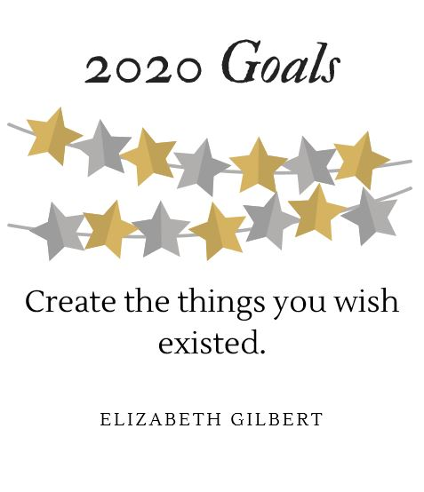 2020 goals by Ms P Designs USA