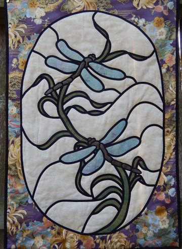 Dragonfly Quilt by Sharon @ Ms P Designs USA