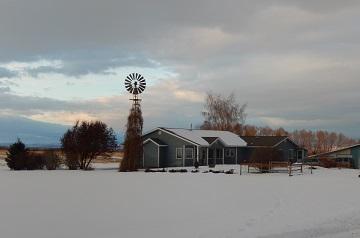 Home to Montana by Sharon @ Ms P Designs USA