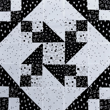 Friendship Star Block by Ms P Designs USA