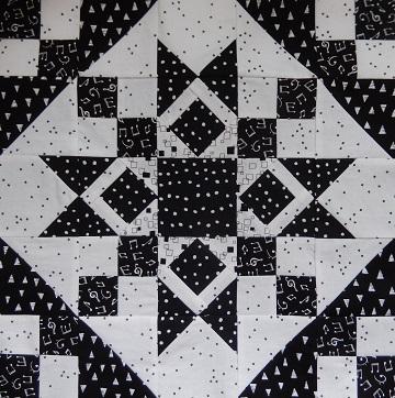 Granny's Star Block by Ms P Designs USA