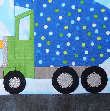 Dump Truck by Ms P Designs USA