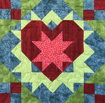 Heart by Ms P Designs USA