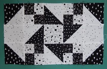 Friendship Block with side frame pieces