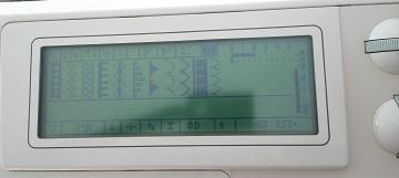 Applique machine settings by Ms P Designs USA