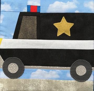 CSI Van by Ms P Designs USA