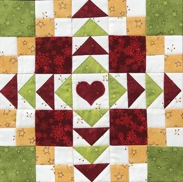Christmas Cheer Wild Goose Chase by Ms P Designs USA