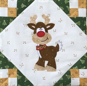 Rudolf by Ms P Designs USA
