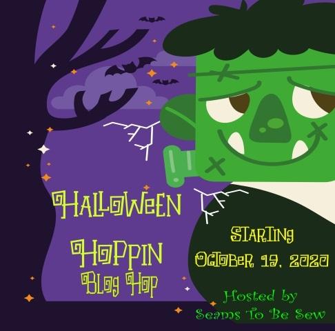 Halloween Hoppin' Blog Hop
