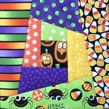 Wonky Log Cabin by Ms P Designs USA