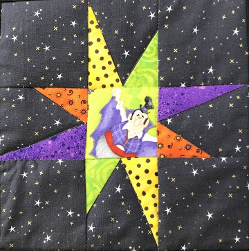 Wonky Star by Ms P Designs USA