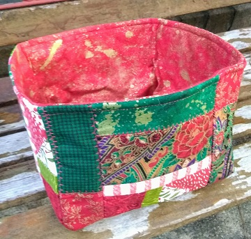 Christmas Box by Sharon @ Ms P Designs USA