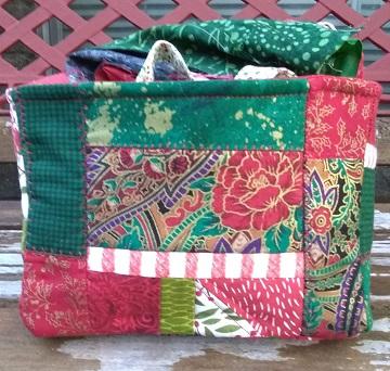 Side B Christmas Box by Sharon @ Ms P Designs USA