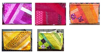 Scrappy Boxes by Sharon @ Ms P Designs USA