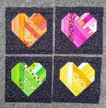 Scrappy Hearts by Ms P Designs USA