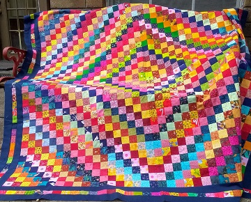 Scrappy Trips Top by Sharon @ Ms P Designs USA