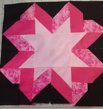 Woven Star by Cheryl H