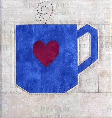 Coffee Mug by Ms P Designs USA
