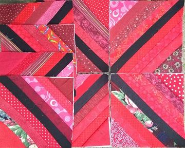May string blocks by Sharon @ Ms P Designs USA