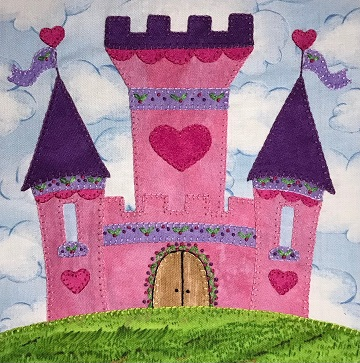 Castle by Ms P Designs USA