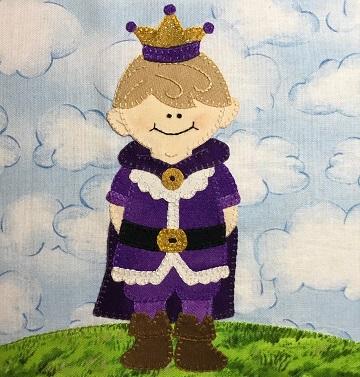 Prince by Ms P Designs USA