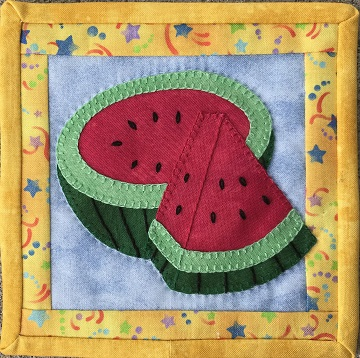 Watermelon by Ms P Designs USA