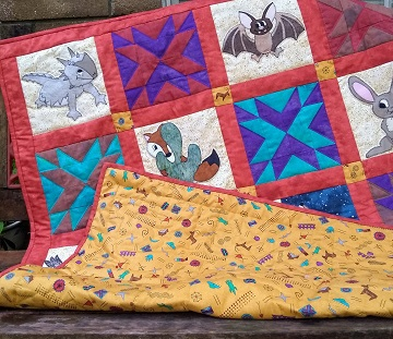 Southwest Critters by Ms P Designs USA