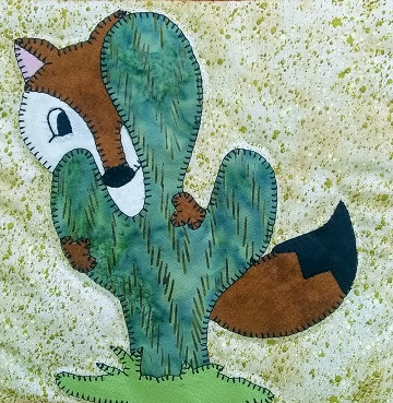 Desert Fox by Ms P Designs USA