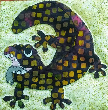 Gila Monster by Ms P Designs USA