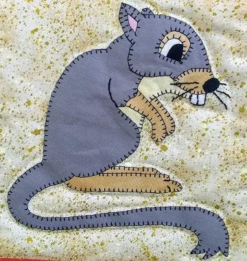 Kangaroo Rat by Ms P Designs USA