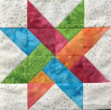 Woven Star by Ms P Designs USA