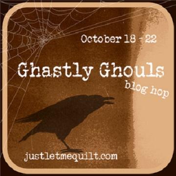 Ghastly Ghouls logo